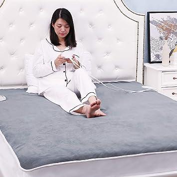 heated mattress pad queen dual control Amazon.com: Heated Mattress Pad Underblanket Queen Dual Control  heated mattress pad queen dual control