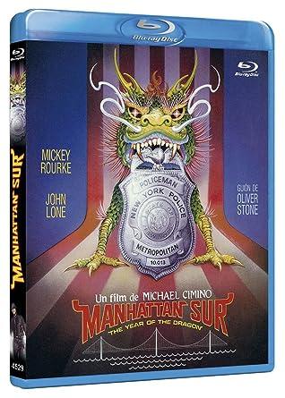 0948c6a18b803 Manhattan Sur BD 1985 Year of the Dragon [Blu-ray]: Amazon.co.uk ...
