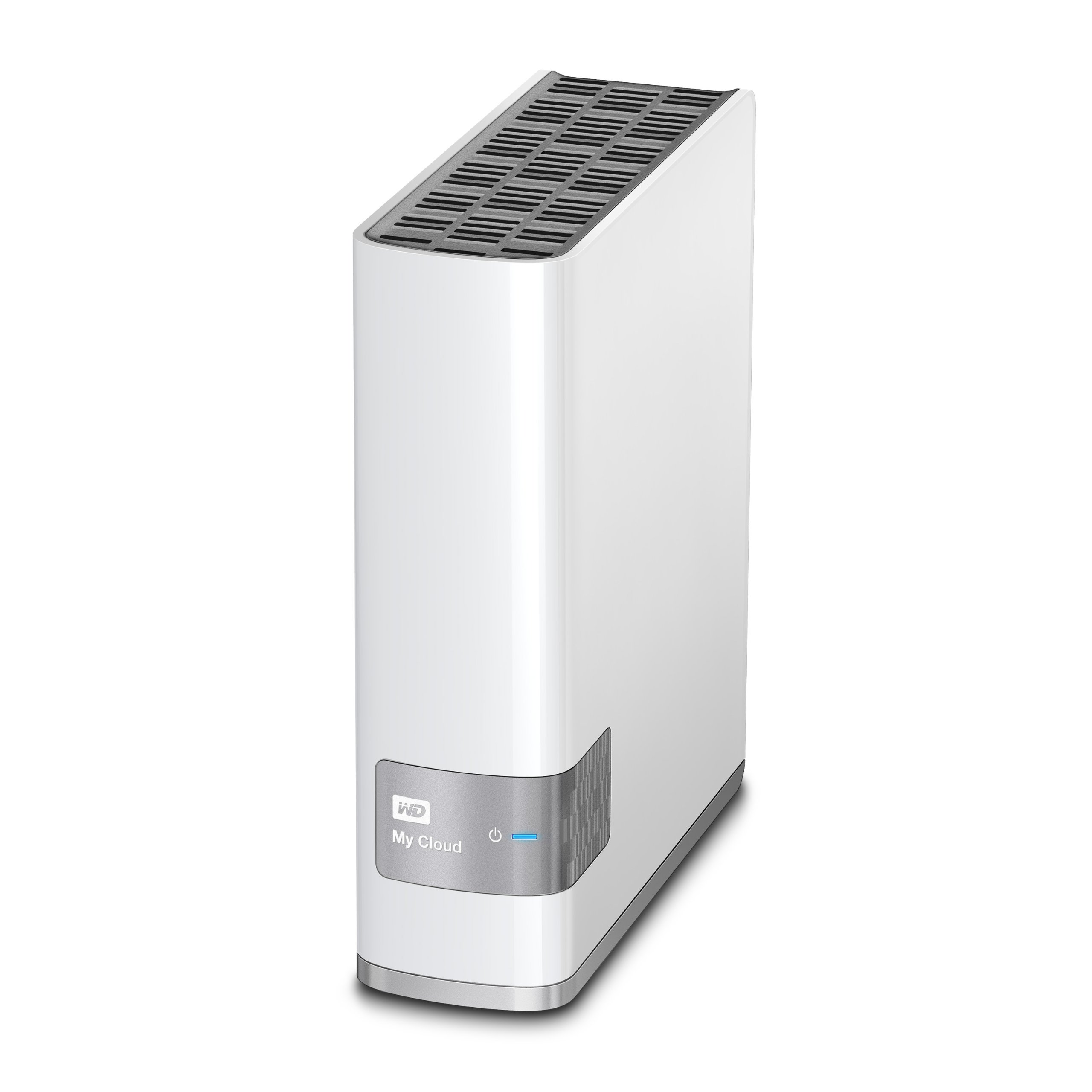 WD 8TB My Cloud Personal Network Attached Storage - NAS - WDBCTL0080HWT-NESN by Western Digital (Image #2)