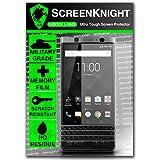 ScreenKnight Blackberry KEYone Screen Protector - Military Shield