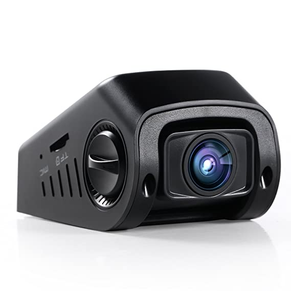 Amazon Com Leshp Camera Recorder Car Dash Cam Fhd 1080p Car Camera