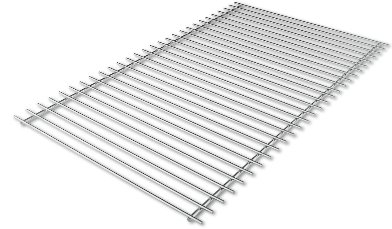 Cooking and grill grate 60x37cm of european stainless steel Deos-grill DE 1103