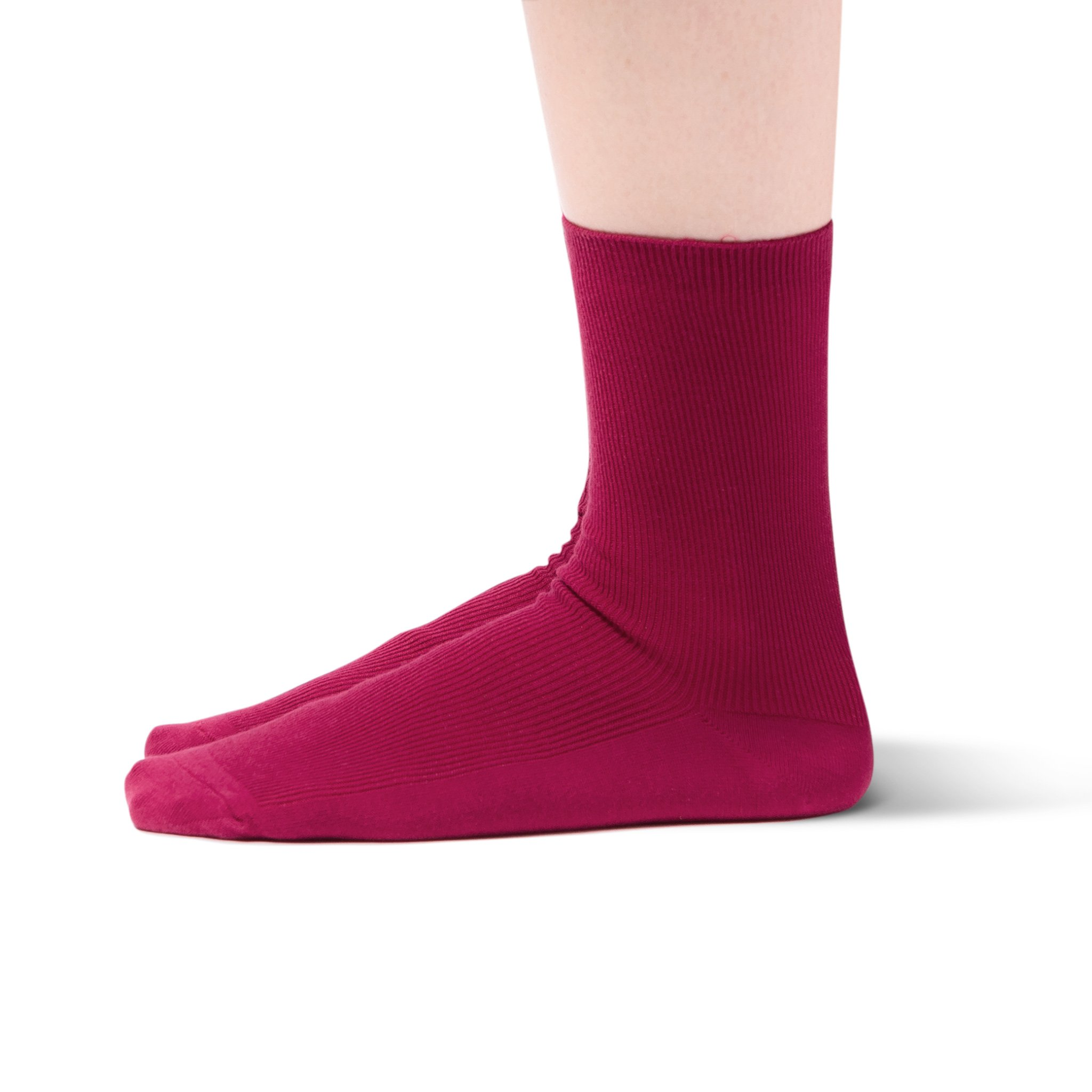 Sheec Basics - Fine Ribbed Cotton Socks (8 Pairs) SetB by Sheec (Image #3)