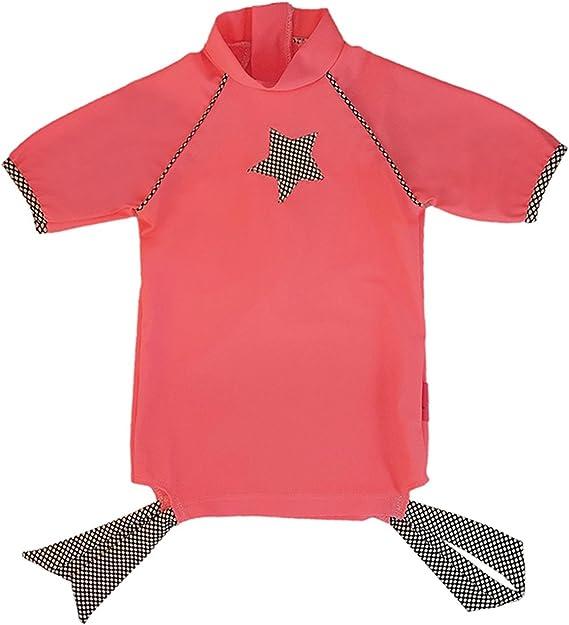 Griset Tshirt Top Maillot Anti UV Manches Courtes Griset MayoParasol