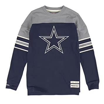 "Dallas Cowboys Mitchell and Ness de equipo de fútbol americano ""bomba"" Crew de"