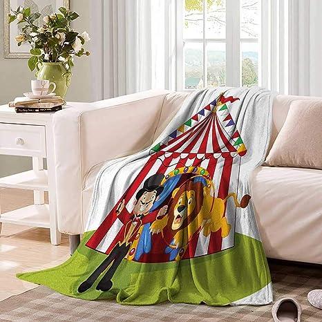 Amazon.com: Circus Decora Lion y un payaso en el escenario ...