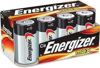 product image for ENERGIZER C Alkaline Batteries 8 Batteries per Pack