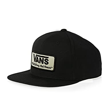 Cap Men Vans Rowley Snapback Cap  Amazon.co.uk  Clothing 1d1377c1c12
