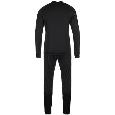2015-2016 Barcelona Nike Knit Tracksuit (Navy): Amazon.es ...