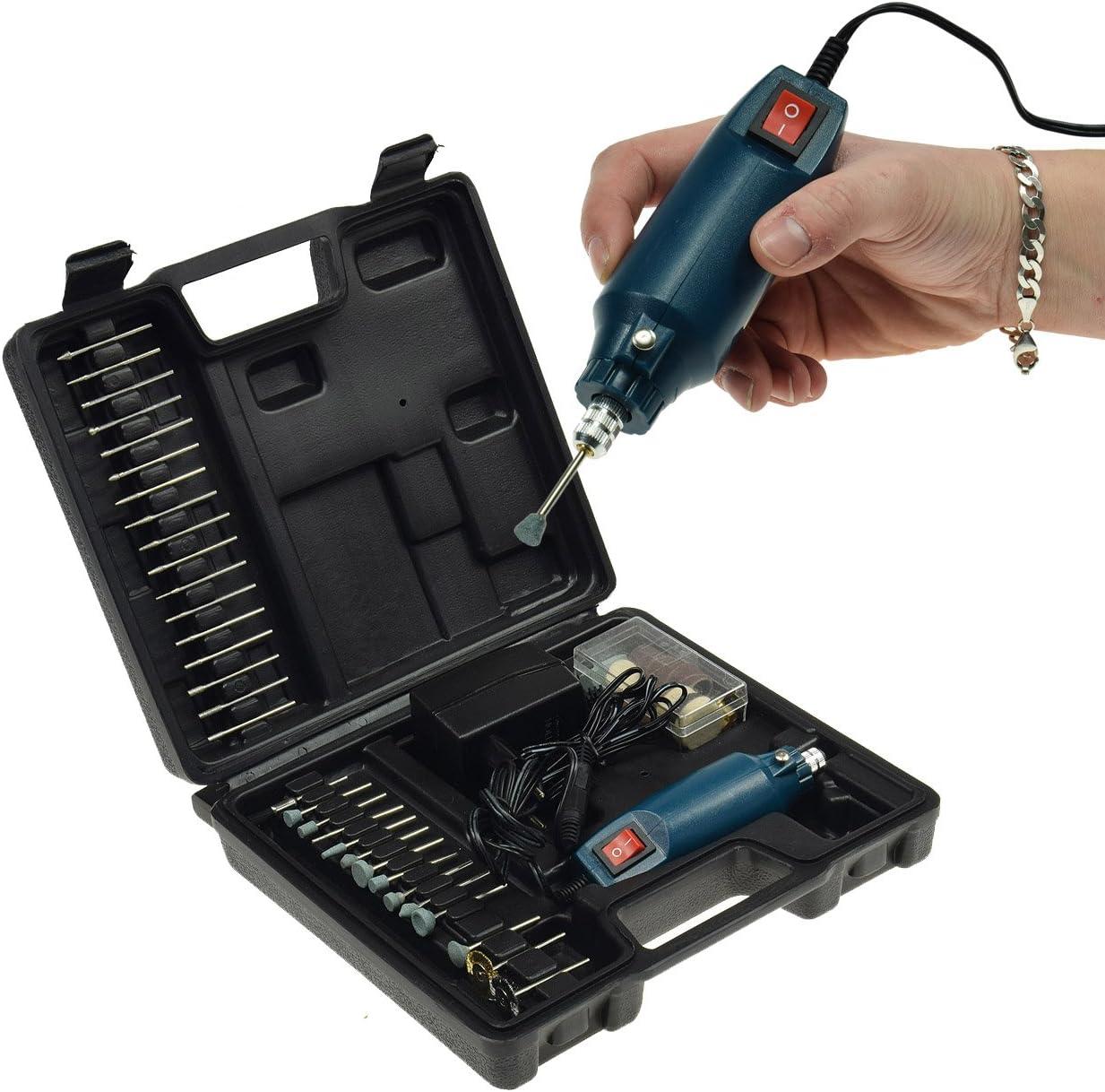 ATATMOUNT Handheld Mini-Bohrmaschine f/ür Perlmutt-Epoxidharzschmuck Herstellung von DIY-Holzhandwerkzeugen mit 5-V-USB-Datenkabel