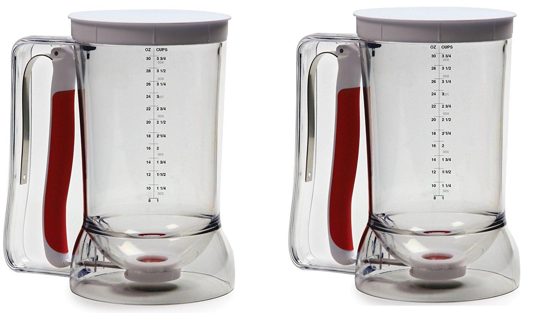 Norpro 4-Cup Batter Dispenser (2) by Norpro