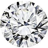 GIA Certified Round-Cut Natural Loose Diamond (1/2 - 3/4 Carat)