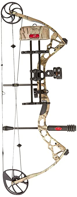 Bowtech Diamond Core 40-70 lbs Right Hand Compound Bow Package Review