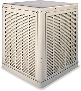 product image for 4900 cfm Ducted Evaporative Cooler, 1/2 hp, 9.1 gal.