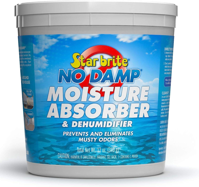 Star Brite No Damp Dehumidifier & Moisture Absorber Review