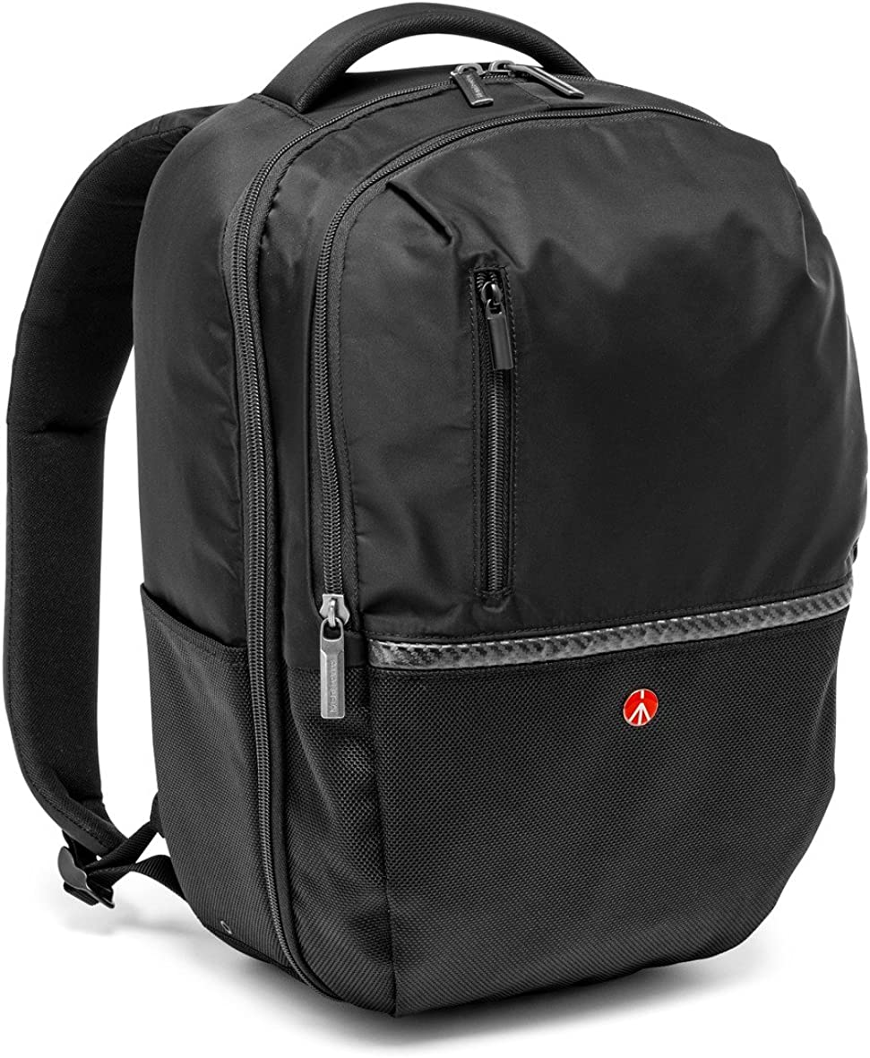 Manfrotto - Large Advanced Gear Backpack - Black