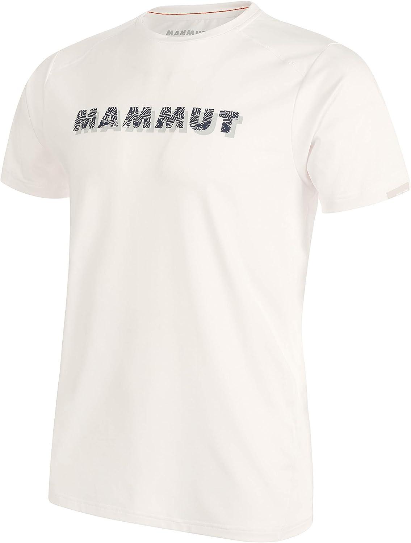 Mammut Mens Splide Logo T-Shirt