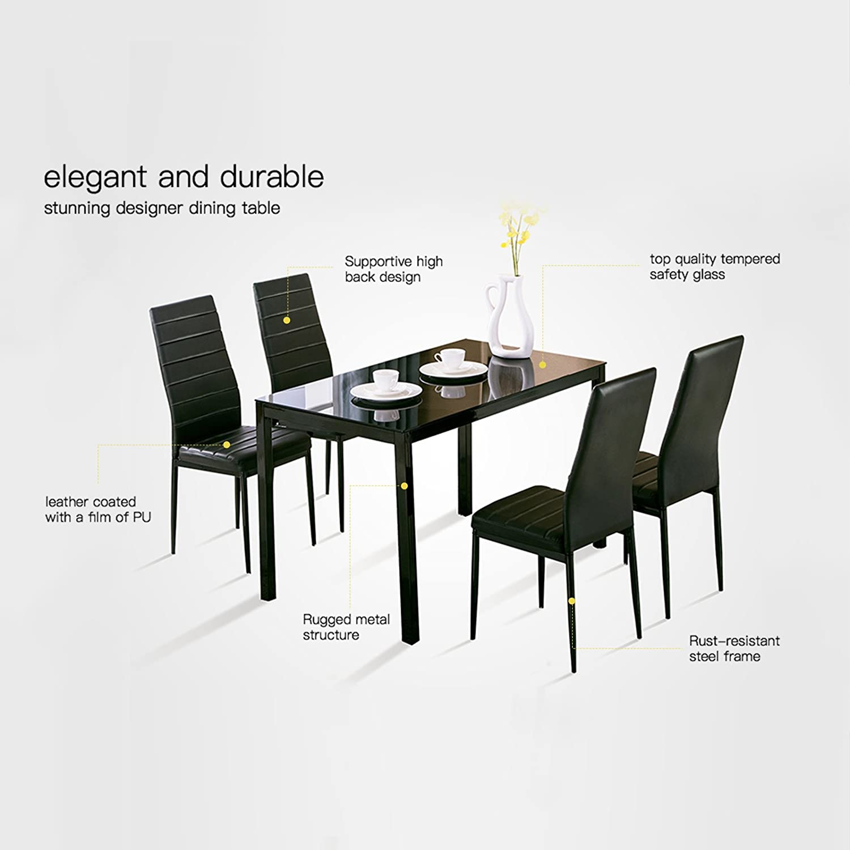 Beautiful Small Dining Table Price Bd Light of Dining Room : 71nT6V8uYkLSL1500 from lightofdiningroom.com size 1500 x 1500 jpeg 143kB
