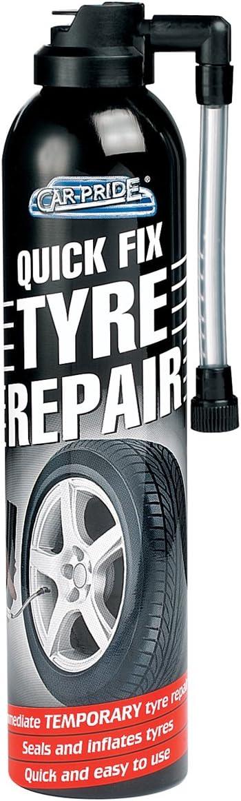 6 X Dosen Von Reifen Reparatur Schaum Dichtungen Inflatable Reifen Car Care Garten