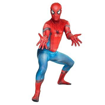 Morphsuits Disfraz oficial MLSPH2 «Spider Man: Homecoming», 186 cm a 206 cm, (talla 2X-Grande)