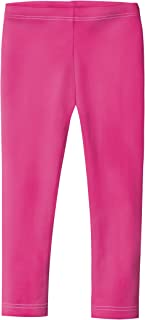 product image for City Threads Girls' Leggings in 100% Cotton for School Uniform or Play - Made in USA!