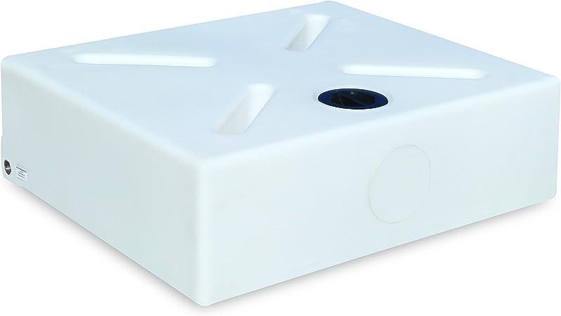 150L L soporte de plástico ventana limpieza Camping de limpieza – Tanque de almacenamiento de agua: Amazon.es: Jardín