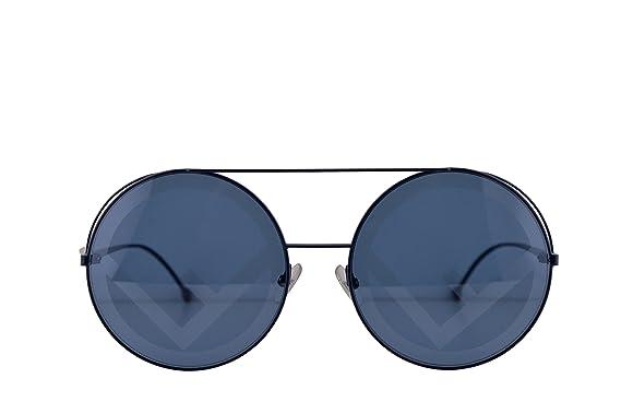 Amazon.com: Fendi FF0285/S - Gafas de sol (2.480 in, PJP8N ...