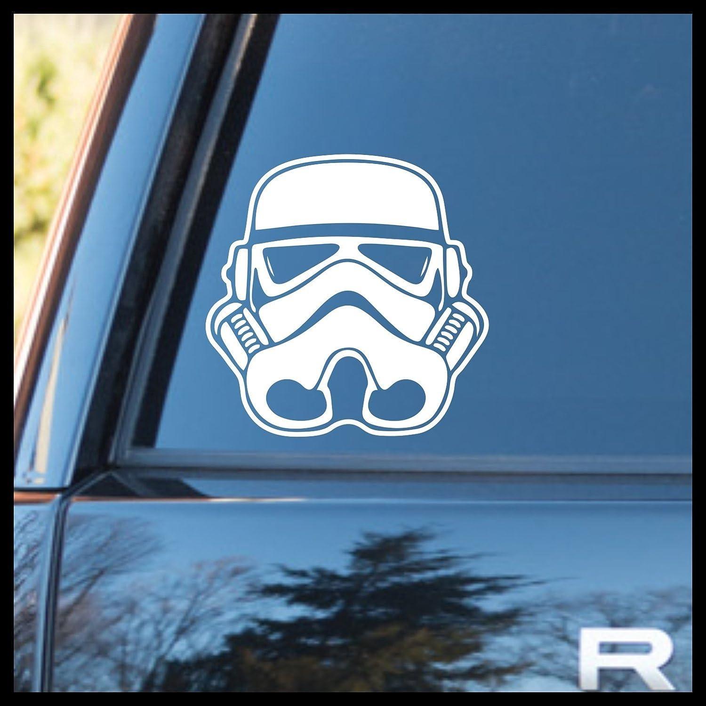 Car Window Wall Decor Stormtrooper Galactic Empire Star Wars Decal Sticker