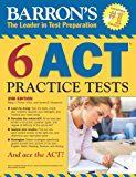 6 ACT Practice Tests, 2nd edition