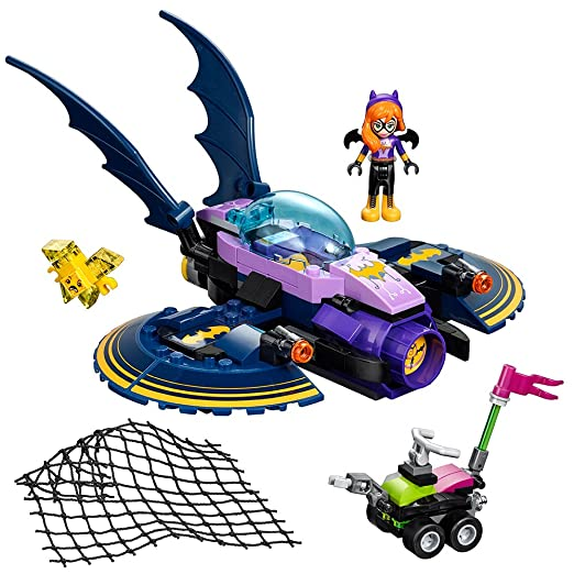 LEGO DC Super Hero Girls Batgirl Batjet Chase 41230 DC Collectible