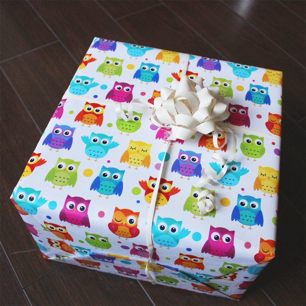 Amazon.com: 'Barkday' Birthday Gift Wrapping Paper Roll 24