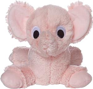 "Manhattan Toy Floppies 7"" Baby Elephant Stuffed Animal"