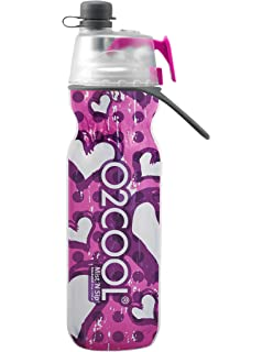 Amazon com: O2Cool ArcticSqueeze Insulated Mist 'N Sip