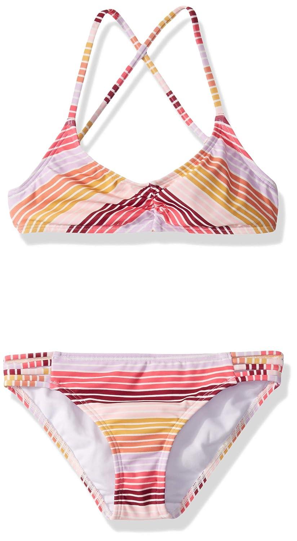 Billabong Girls Big Ray of Sun Tali Two Piece Swim Set