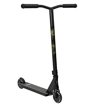 LUCKY Tanner Fox Patinete Scooter Freestyle (Negro): Amazon ...