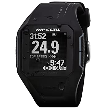 Rip Curl SearchGPS Smart Surf Watch in BLACK A1111: Amazon.es: Deportes y aire libre