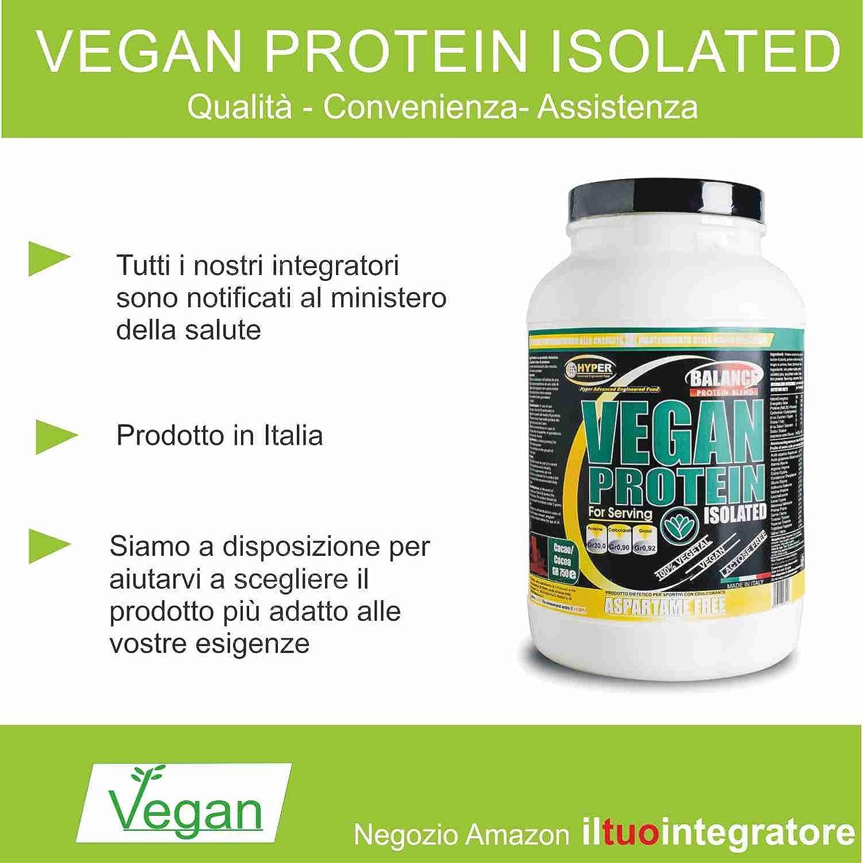 Para los vegetarianos y veganos (de proteína de soja aísla, aislado de proteína de guisante, arroz aislado de proteína) de liberación ...