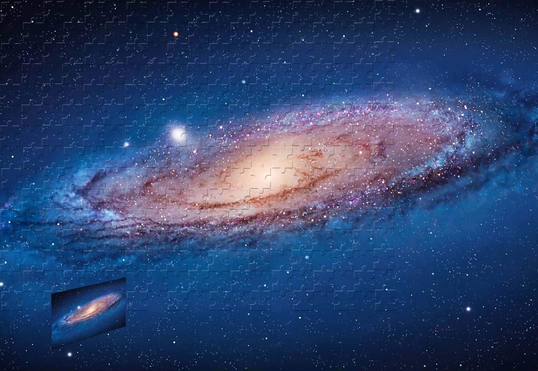 【限定セール!】 PigBangbang -、29.5 X X 19.6インチ、難しいパズル プレミアムバスウッド - アンドロメダギャラクシー 宇宙の1000ピースジグソーパズル B07HY96RBH B07HY96RBH, カー用品のブラッサム:b2b39946 --- sinefi.org.br