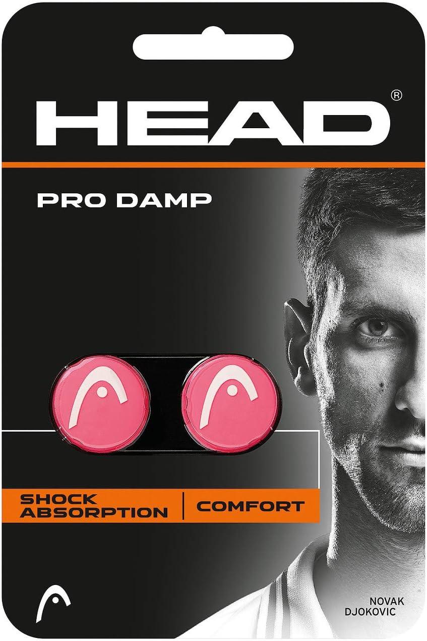 Head Pro Damp Antivibrador, Blanco, Talla Única