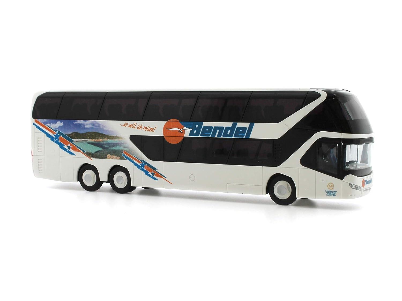Rietze 69033 Neoplan Skyliner 11 Bendel Reisen Unlingen – Modelo de autobús