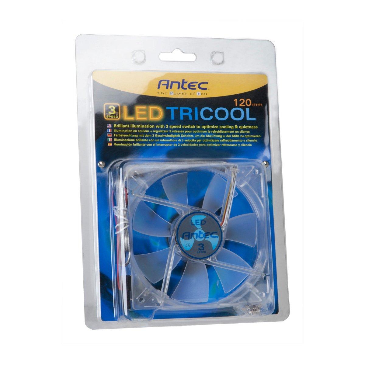 TRICOOL 120MM Antec TriCool case Fan