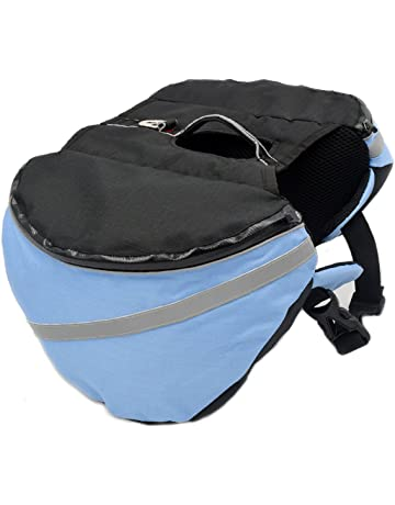Lifeunion Saddle Bag Backpack for Dog f8cab4e84ef98