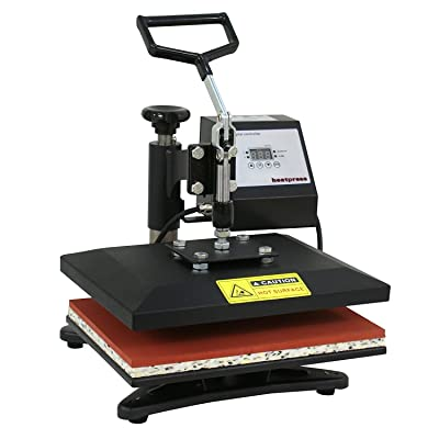 ZENY Digital Swing Away Heat Press