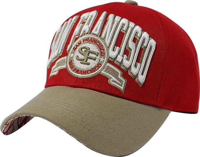 f2eae0be San Francisco City Team Cap Hats Beanie Snapback