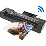 Vupoint Solutions Magic Wand Portable Scanner WIFI with Color LCD Display and Auto-Feed Dock