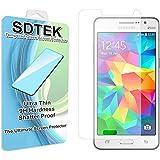 SDTEK Samsung Galaxy Grand Prime G530 Vetro Temperato Pellicola Protettiva Protezione Protettore Glass Screen Protector