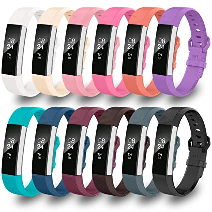 Greeninsync Compatible Fitbit Alta Bands, Replacement for Fitbit Alta  Accessory Band Small/Large Bracelet Straps for Fitbit Alta&Alta HR/Fitbit  Ace