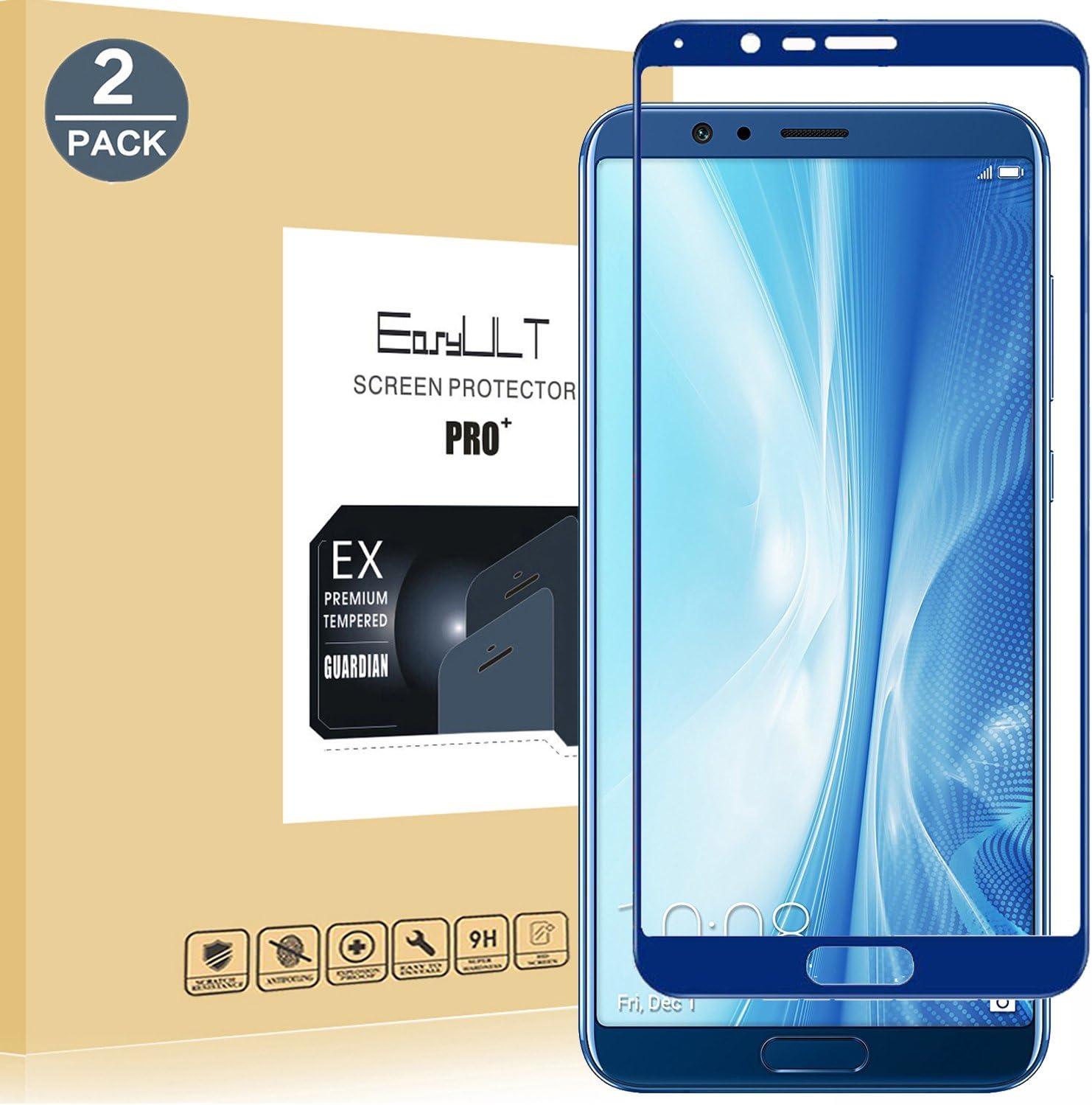 EasyULT Protector de Pantalla para Huawei Honor V10 /View 10 [2 ...
