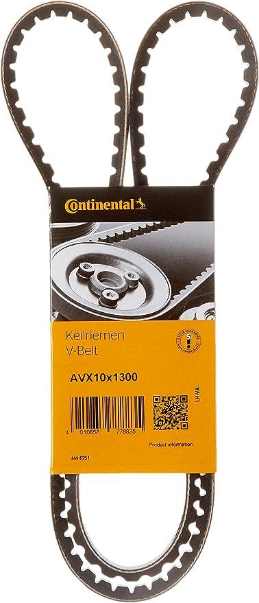 Contitech Avx10x1300 Keilriemen Auto