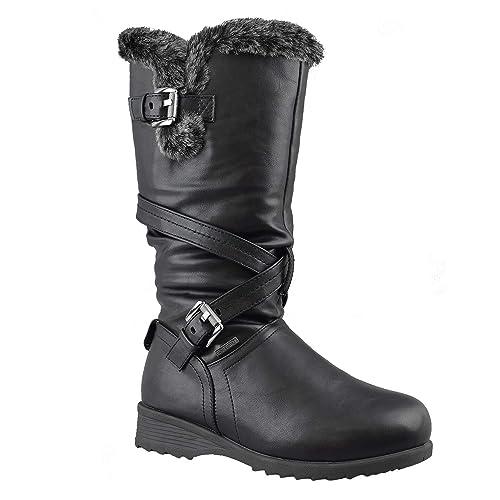 07f42962dc91 Comfy Moda Women s Winter Boots  6-12 - Waterloo (9
